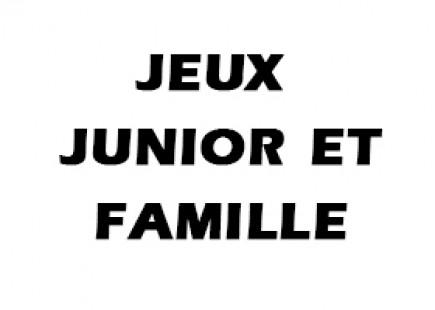 bouton jeux junior famille